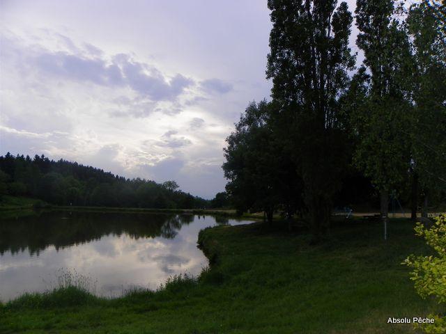 """Plan d'eau """"du Vernay"""" photo #1291"""