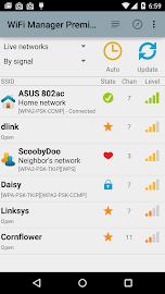 WiFi Manager Screenshot 3