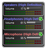 Switch Audio Between Headset and Speakers Easily