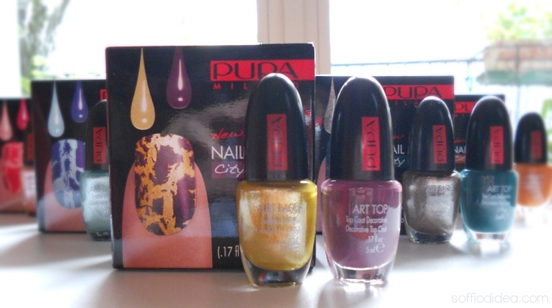PUPA NAIL ART KIT safari