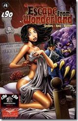 P00010 - Escape from Wonderland #5