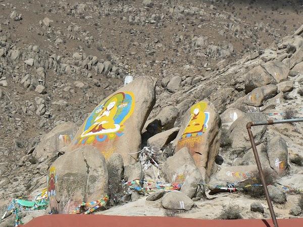Obiective turistice Tibet: manastirea Drepung
