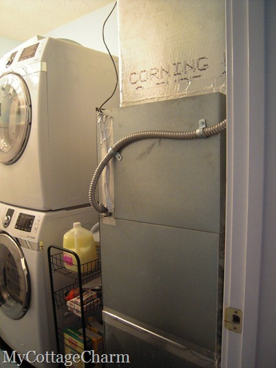 My Cottage Charm How To Decorate A Laundry Room The Big