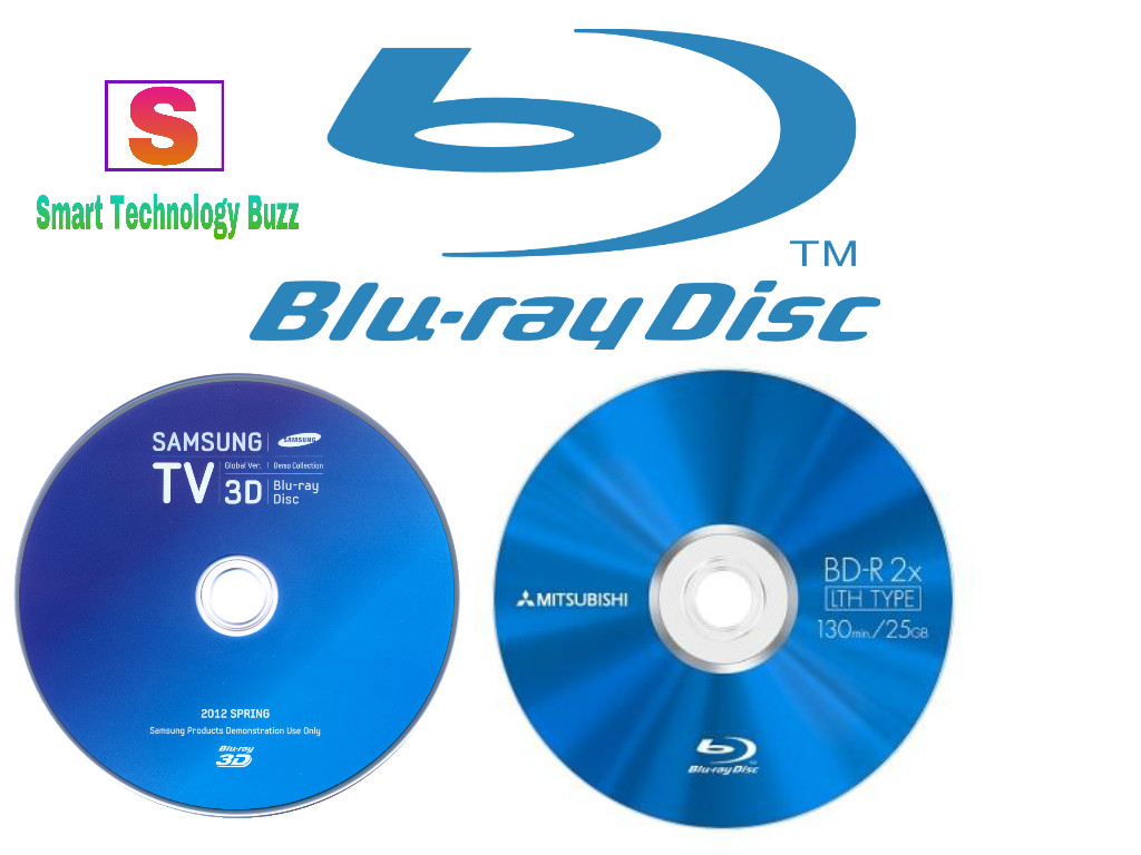 UP512: Everything You Want To Know About Blue-Ray Disc (BD