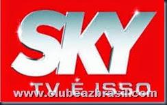 Canais Globosat custam R$ 12 mensais aos assinantes da Sky.