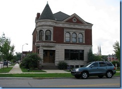4276 Indiana - South Bend, IN - Lincoln Highway (Washington St) - 1895 Remedy Building  - LHA National Office