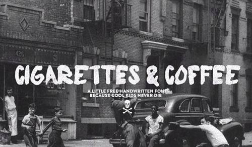Cigarettes&Coffee