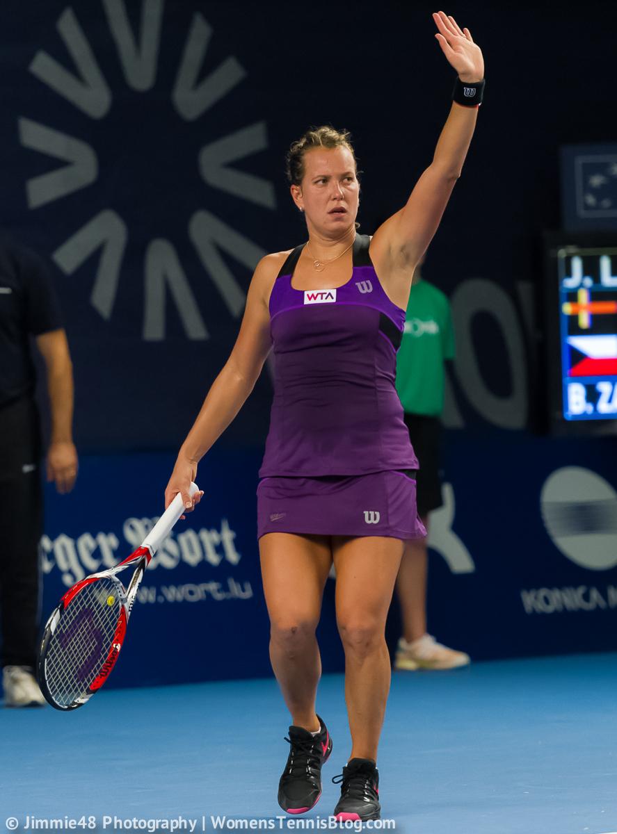 Barbora Strycova