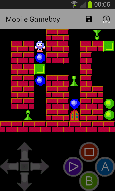 Mobile Gameboy- screenshot