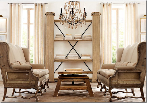 Did You Get The New Restoration Hardware Catalogue? Mine Came Via An Email  U2013 Nice And Green. Beautiful As Ever, I Stopped At This Image.