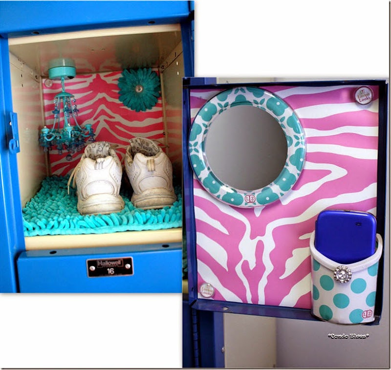 school locker decor ideas
