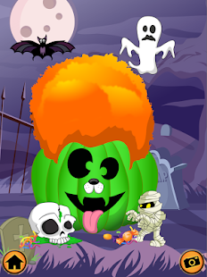 Halloween Pumpkin Maker Deluxe- screenshot thumbnail