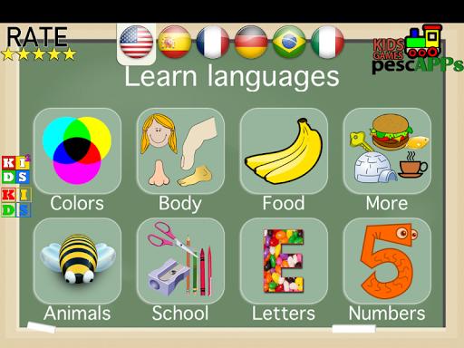 子供たちは言語を学習