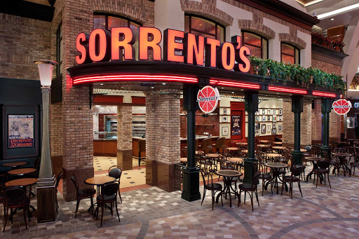 Ready for a no-nonsense Italian meal? Head to Sorrento's on Allure of the Seas.