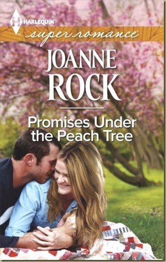 Promises under the Peach Tree cover