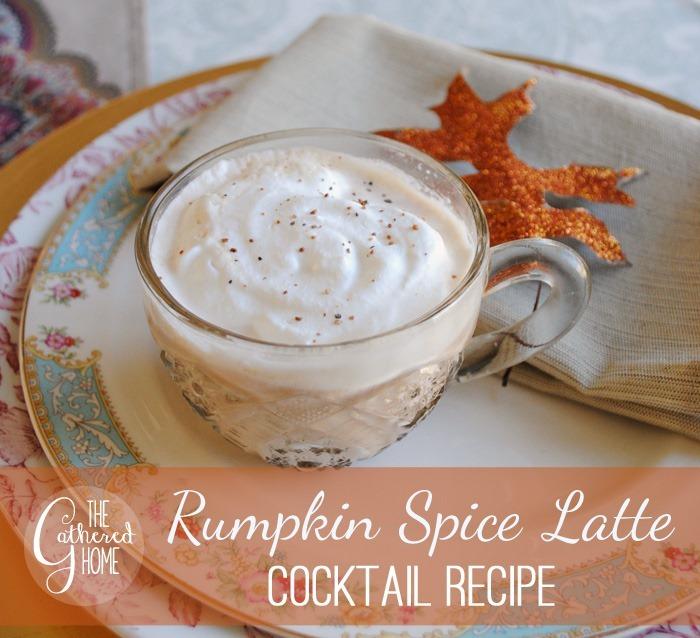 Drink This: Rumpkin Spice Latte Cocktail Recipe