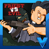 Priest VS Evil - zombie game
