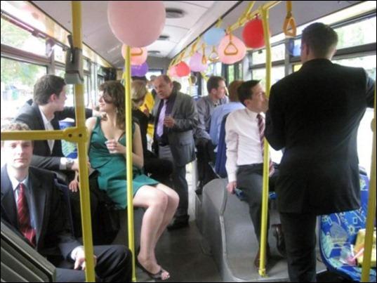 знакомство в транспорте что значит