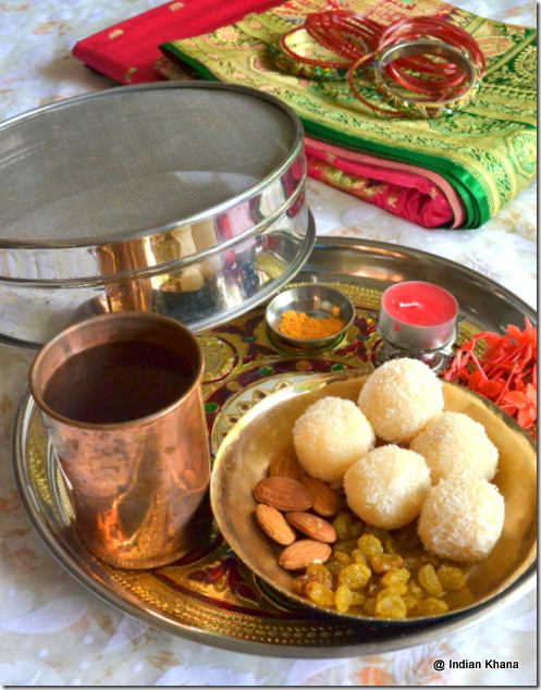 Karwa Chauth Recipe