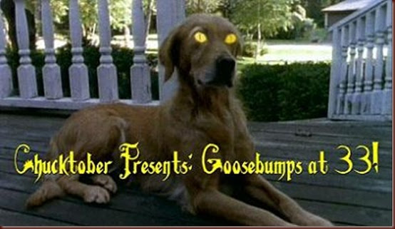 Chuck Norris Ate My Baby Goosebumps At 33 The Headless Ghost