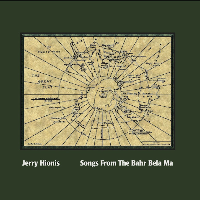 Jerry Hionis - Songs From The Bahr Bela Ma