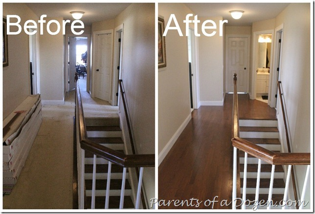 Wood Floor In Hallway Before And After - Which Direction To Lay Wood Flooring – Gurus Floor