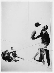 Laszlo Moholy-Nagy - artwork collage