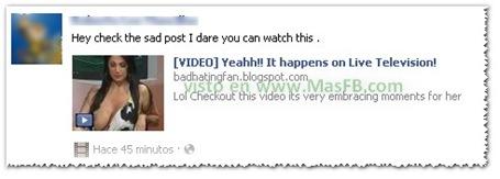 Gusano en ingles Facebook