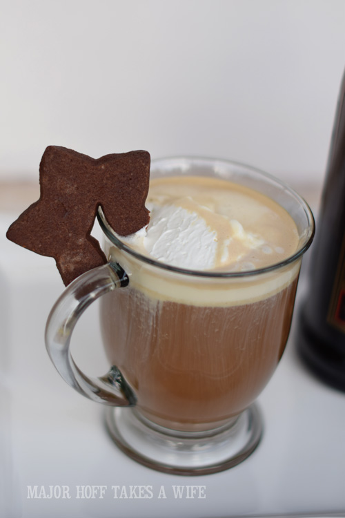 Hot Buttered Lattes