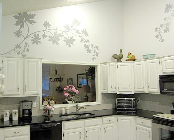 28 tolle wandaufkleber f r ihre k che dekomilch. Black Bedroom Furniture Sets. Home Design Ideas