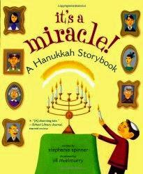 Hanukkah Storybook