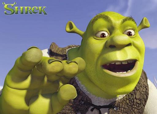 innovative design 81b03 669a0 Shrek Nike Dunk High Disney