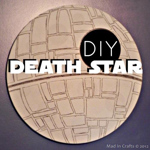 death star graphic