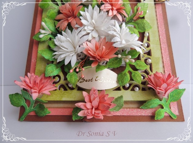 Cards crafts kids projects paper flower tutorial for Handmade paper flowers tutorial