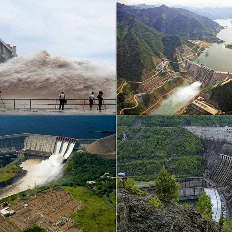 7 Ambitious Hydroelectric Power Projects