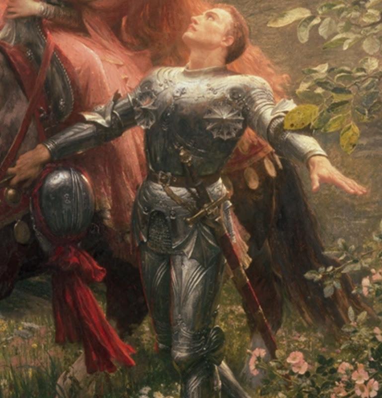 Oltre il dipinto e la storia: La Belle Dame de Saint-Merci
