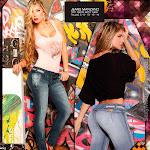 Angelica Jaramillo y Sofia Jaramillo Modelando D'Axxys Jeans Foto 16