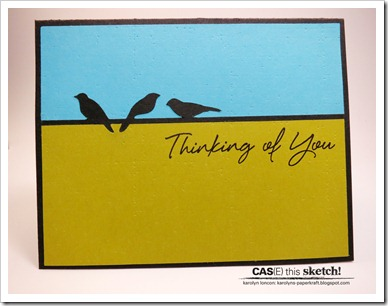 CTS5 - Thinking of You