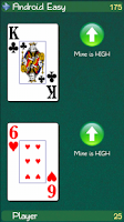 Screenshot of The Indian (Cards Game)