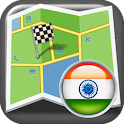 India Offline Navigation icon
