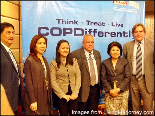Impact of COPD on Quality of Life, The EPICAsia Phil. Data