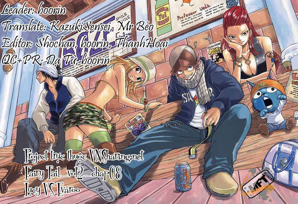 Fairy Tail Chap 8