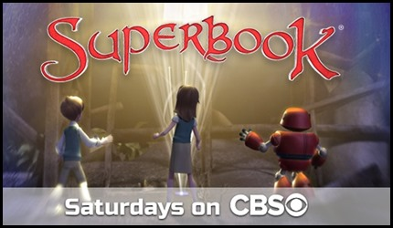 Superbook on CBS