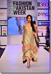 Pakistan's third fashion week FPW 3 201219
