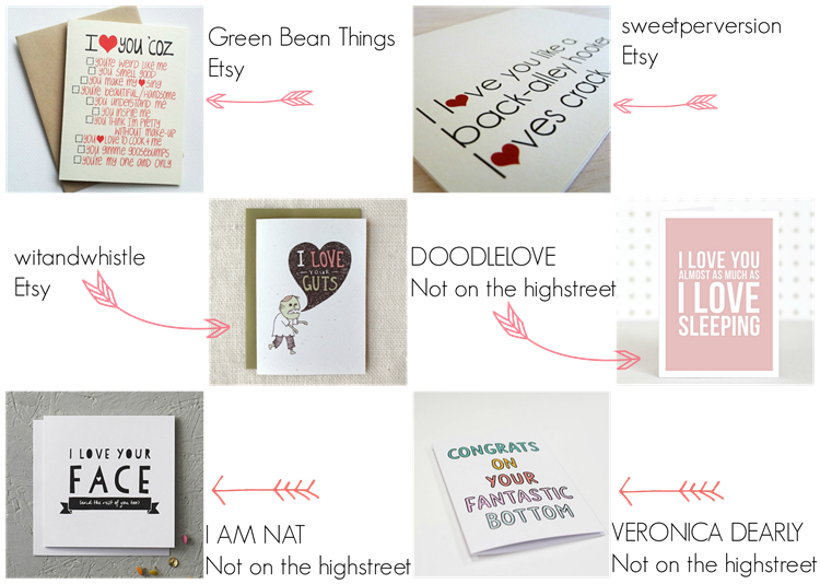 valentines day card roundup
