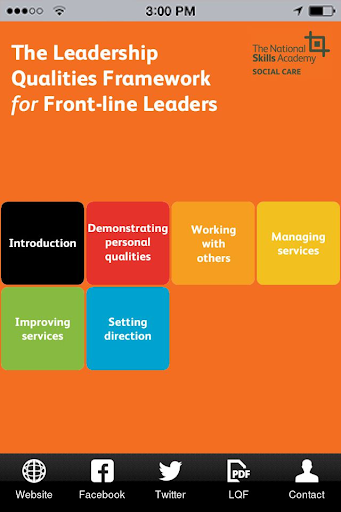 LQF for Front-line Leaders