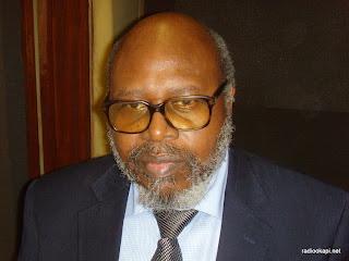 Célestin Lwangi, président national du mouvement de libération du 17 mai (M17), invité de Radio Okapi le 14 janvier 2011.