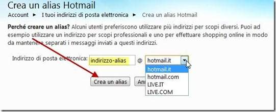 creare-un-alias-hotmail