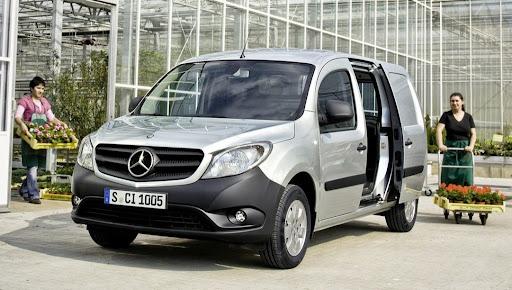 2014 Mercedes-Benz Citan Resmi Olarak tanıtıldı
