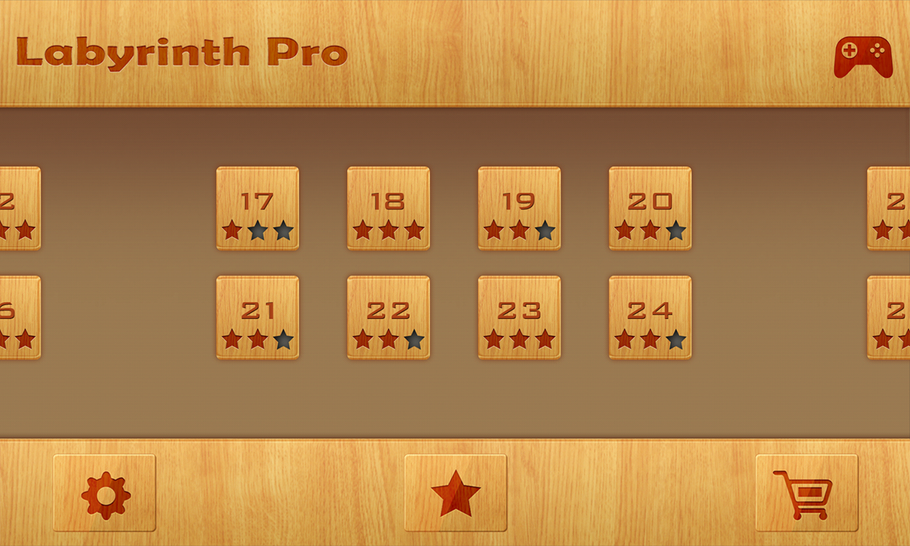 Labyrinth Pro- screenshot